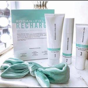 Rodan and Fields Recharge regimen